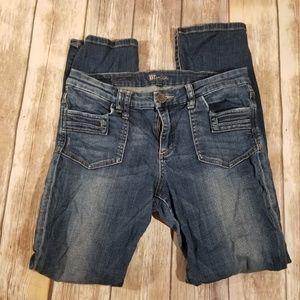 Kut from the Kloth Stevie Straight Leg Jean